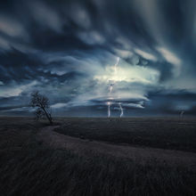 Alone with the Storm