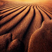 United Arab Emirates, Sand, contrast