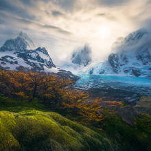 Colors of the Fiords