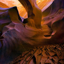 waves, textures, sandstone, arch, natural arch, slot canyon, canyon, cracked, mud