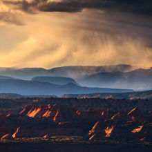 storm, layers, arizona, sandstone, vermillion cliffs, colorado plateau