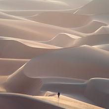 United Arab Emirates, Empty Quarter, dune