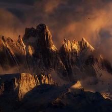 Patagonia, Andes, Argentina, Steep, Mountains, Peaks