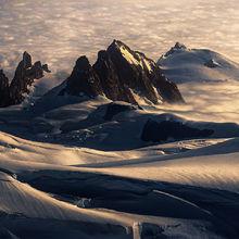 Alaska, boundary range, glacier, peak, snow, high, Petersburg, Wrangell
