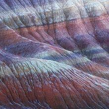 Frozen Stripes