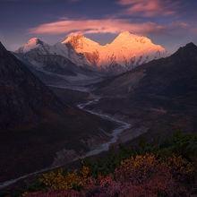 Kangshung (Everest and Lhotse) (2015)