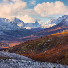 Yukon, Canada, Fall