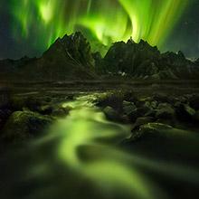Yukon, Canada, Aurora