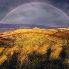 Oregon, Painted Hills
