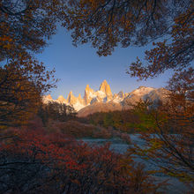 fall, autumn, patagonia, fitz roy, unique