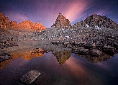 Alpine Luminescence