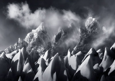 Forces of Mountains (2016)