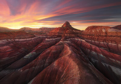 Red Ridges