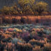 Owens Valley, California, layers, colors, abstract