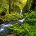 Fairyland Falls - Ruckel Creek, Oregon