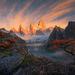 Sucia, Fitz Roy, Patagonia, Autum, Argentina