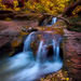 Cedar City, Slot Canyon, Falls, Utah