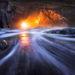 Light from Within, Cape Kiwanda, Oregon