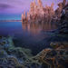 original, mineral, california, mono lake, twilight