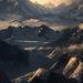 Wrangell, ice, glaciers, kluane, peaks, alaska
