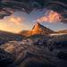 Alaska, Glacier, Cave, Ice
