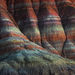 old paria, badlands, Arizona, canyon, layers