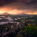Three Sisters Storm, Tam McArthur Rim, Oregon