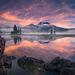 Tranquility, Spark Lake, Oregon