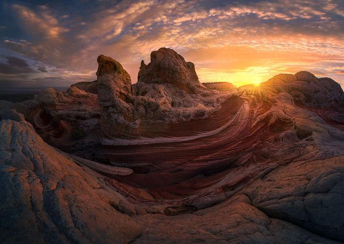 sandstone, arizona, photo