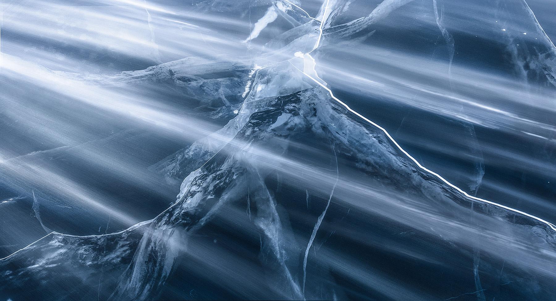 blowing, ice, snow, Kananaskis, winter, cold, rockies, photo
