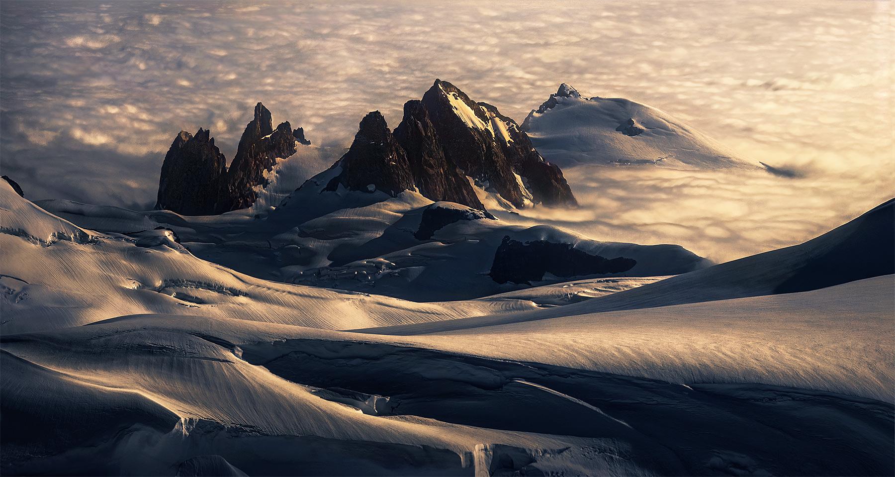 Alaska, boundary range, glacier, peak, snow, high, Petersburg, Wrangell, photo