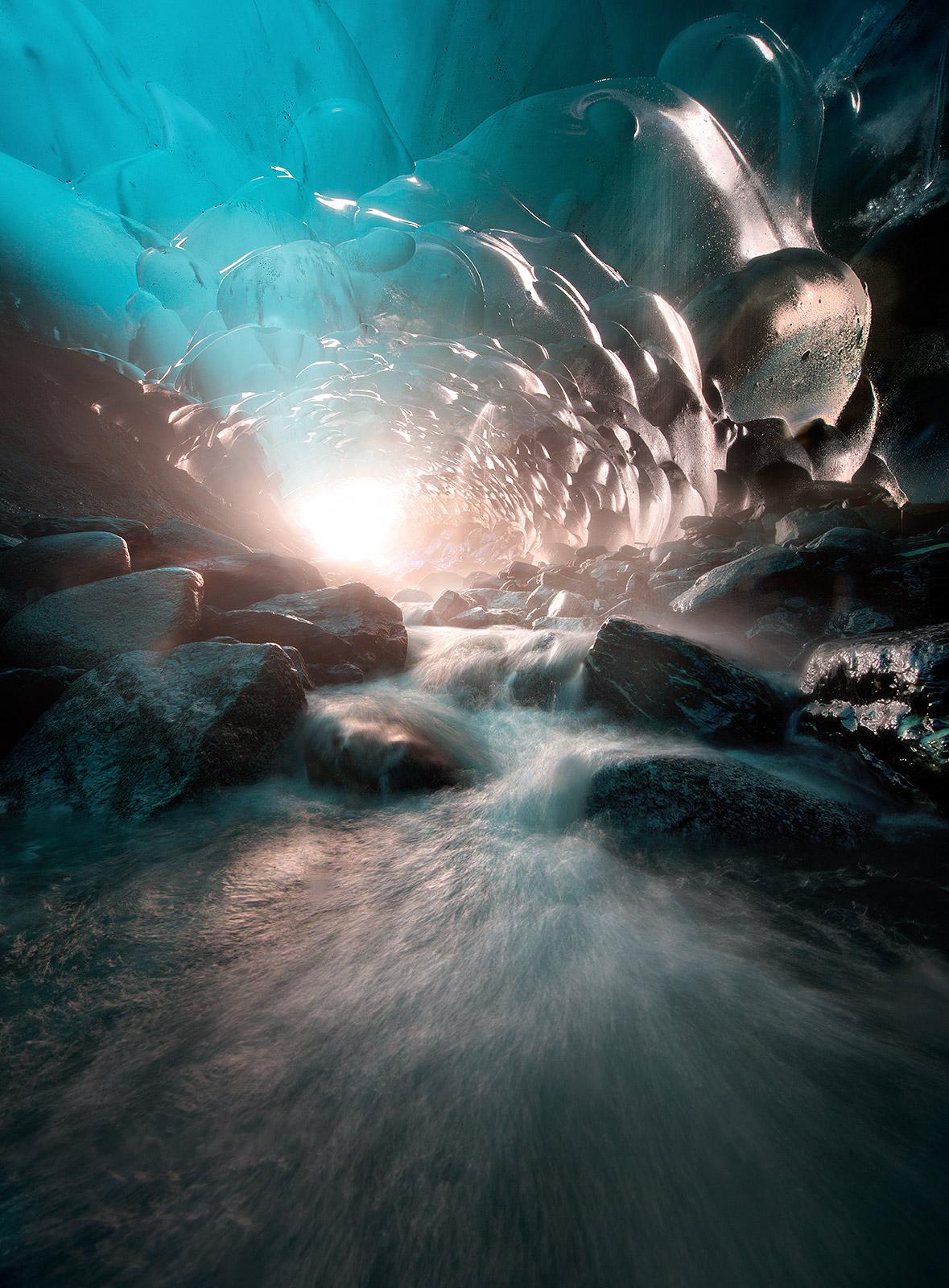 Glacier, Alaska, photo