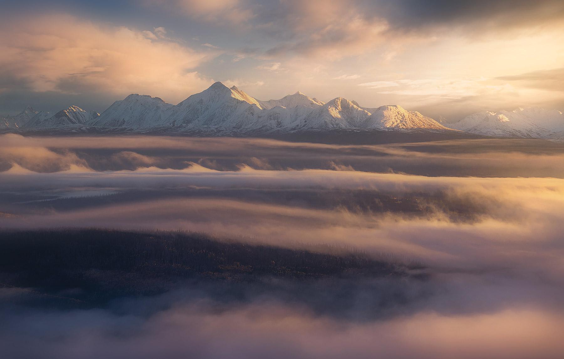 heavenly, Yukon, Ogilvie, photo