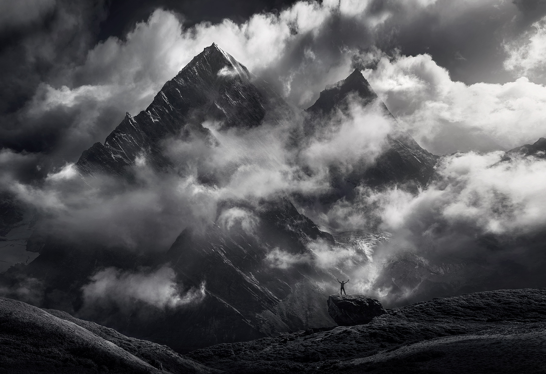 Steve Zigler, Himalaya, Tibet, Mountains, photo