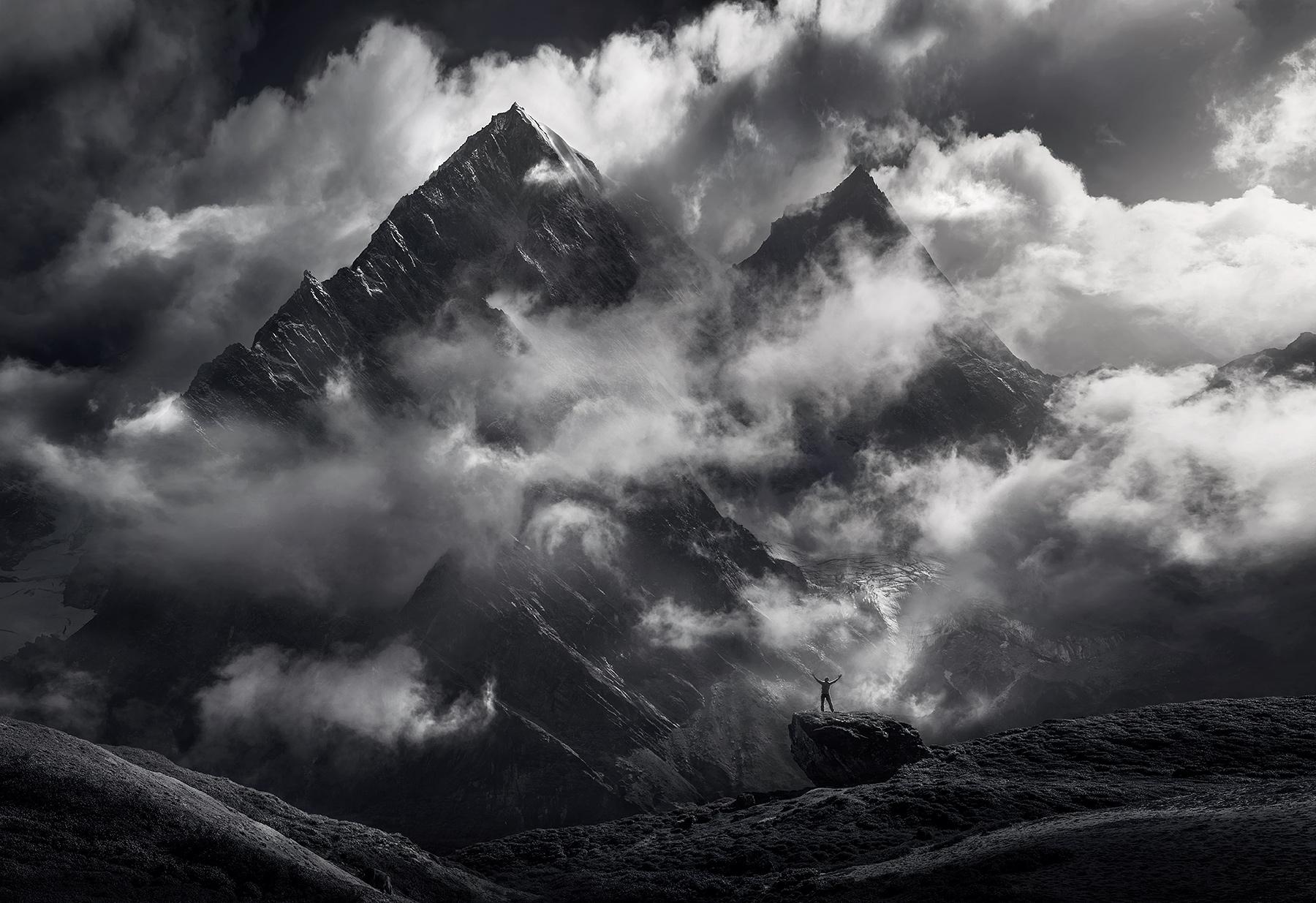 Steve Zigler, Himalaya, Tibet, Mountains, photo